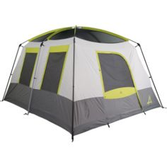 ALPS Mountaineering Somerset 6 Two Room Tent 6-Person 3-Season   #tent #camping #hiking | SHOP Outdoor Gear @ OutdoorSporting.com