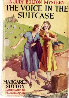 Judy Bolton: The Voice in the Suitcase | Flickr - Photo Sharing!