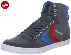 hummel HUMMEL SLIMMER STADIL HIGH 63-111-0528, Unisex-Erwachsene Sneaker,