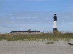 tybee island--savannah, ga My very favorite place to be!!!! Great place to spend Christmas.