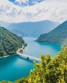 the Magic of Montenegro : Lake Piva, MontenegroDiscovering the Magic of Montenegro : Lake Piva, Montenegro Piva Canyon, Montenegro Places To Travel, Travel Destinations, Places To Visit, Montenegro Travel, Hallstatt, Neuschwanstein, Europe On A Budget, Innsbruck, Beautiful Beaches