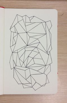 Day 148: Geometric shape * and lines