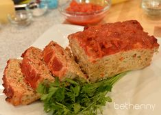 Bethenny's Comfort Turkey Meatloaf Recipe