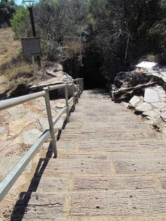 The Cradle of Humankind, Sterkfontein Caves World Famous, World Heritage Sites, Caves, North West, Railroad Tracks, South Africa, Explore, History, Country