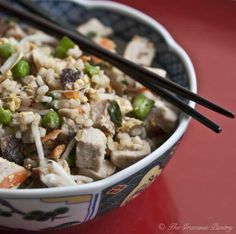 Clean Eating Pork Fried Rice