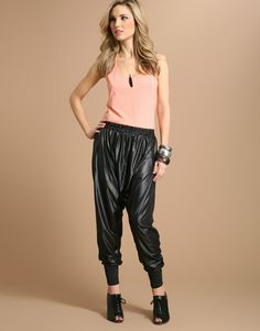 Harem Pants Style | Fashion Inspiration Blog