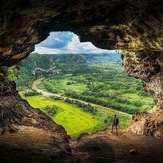 The Window Cave, Puerto Rico