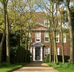 Visit Historic Fenton House in Hampstead Heath, London UK Fenton House, Hampstead Village, Sunken Garden, Hampstead Heath, National Trust, Detached House, 17th Century, London England, Places To Go