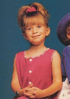 Mary-Kate Olsen 1993