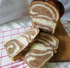 Hellena  ...din bucataria mea...: Cozonac Tepeluș Bread, Brot, Baking, Breads, Buns