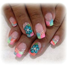 Ima un ju huaweigenes Creative Nail Designs, Nail Designs Spring, Beautiful Nail Designs, Beautiful Nail Art, Creative Nails, Gorgeous Nails, Pretty Nails, Marble Nail Designs, Fingernail Designs