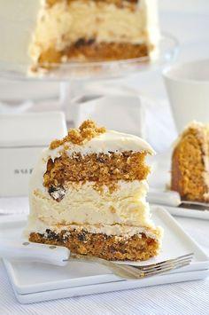 carrot cake, cheesecake, carrot cake.