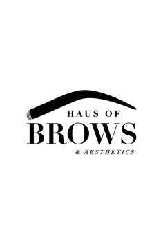 Logo design for Haus of Brows & Aesthetics. This brow clinic is based in Phnom Penh, Cambodia. They specialise in custom tinting, shaping and eyebrow microblading. Design by Cheyney is a small business providing a range graphic design solutions. Cheyney is based in Auckland, New Zealand but creates artwork for a range of clients all over the world.