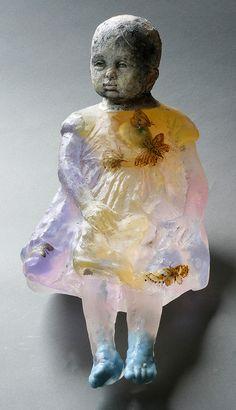 Girl in Yellow Dress - Christina Bothwell
