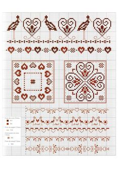 36 Best Cucina Images Embroidery Patterns Embroidery Punto De Cruz