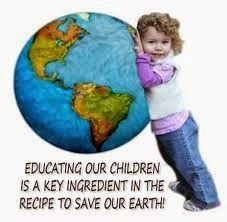 an environmental book for children, and a reminder to all !!!