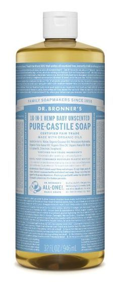 What Is Castile Soap and How Does It Work? — The Science of Cleaning   The Kitchn