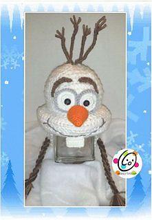 Enthusiastic Cartoon Olaf Elsa Anna Kid School Bag Child Backpack Plush Winter Warm Elsa Olaf Anna Knitting Beanies Caps With Scarf Collar Less Expensive Apparel Accessories