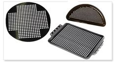 Perforated Cooking Grids for the Big Green Egg