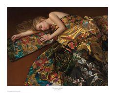 The Japanese Kimono by Evan Wilson