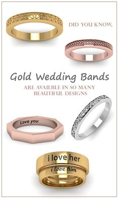 Shop for goldwedding bandsfor him and her at Fascinating Diamonds. Choose from yellowgold,whitegoldor rose gold wedding bandsin many different Styles