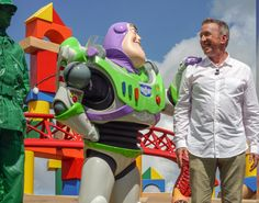 Walt Disney World Toy Story Land Opening. Book your Disney Vacation with Air Canada Vacations Vacation Resorts, Disney World Resorts, Disney Vacations, Walt Disney World, Giant Building Blocks, Board Game Pieces, Toy Story, Pixar, Captain America