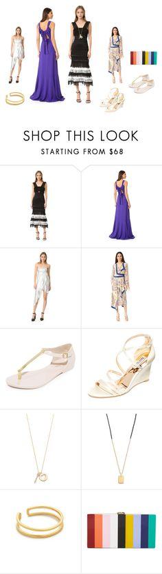 """""""I Really Need New Clothes..**"""" by yagna ❤ liked on Polyvore featuring Jonathan Simkhai, Rochas, Baja East, BCBGMAXAZRIA, Melissa, Badgley Mischka, Kate Spade, Scosha, Maya Magal and Milly"""
