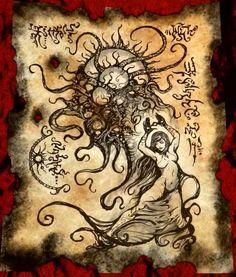 Sorceress of Lemuria by MrZarono.deviantart.com on @DeviantArt