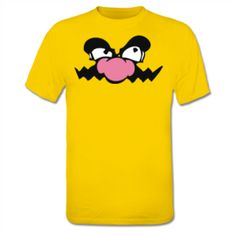 Video Game Character Tee shirt