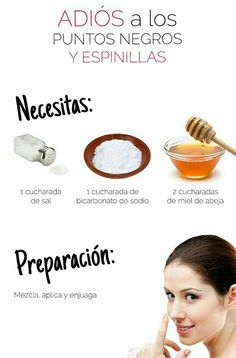 All of us desire to have clear skin, but those little parasites named blackheads occur between our wishes. Blackheads are Face Care Tips, Beauty Tips For Face, Health And Beauty Tips, Beauty Secrets, Skin Care Tips, Beauty Products, Beauty Guide, Healthy Beauty, Health Tips