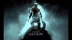 TES V Skyrim Main theme - OST soundtrack - DRAGONBORN [HD]
