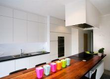 Novy Pure'line in kitchen by Interieurstudio Erkelens en Zoon bvba