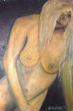 Marcos Schmalz - Obra - Nude I