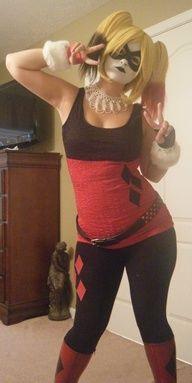 Harley Quinn   #sdcc #comic con #cosplay #costume #Harley #batman #DC