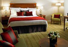 Executive Room, Kensington Marriott Hotel
