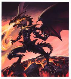 Red Eyes Black Dragon  <3     ~ Duel Monsters ~