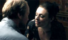 Jack Taylor and Nora Kate Noonan(Iain Glen)