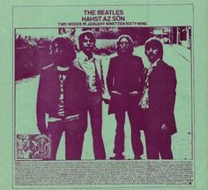 37 Best Beatles bootleg covers images in 2019 | The Beatles, The