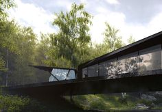 CGarchitect - Professional 3D Architectural Visualization User Community | Bridge House