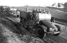 Krupp Protze Kfz. 70 truck - Military Models
