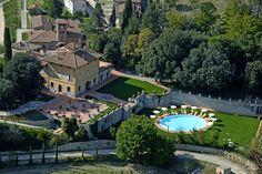 Hotel Villa Campomaggio Resort & SPA - Radda in Chianti, Siena, Toscana