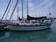 """Union Cutter 36 """"Offshore Ready"""" 36' Our boat """"as purchased"""""""