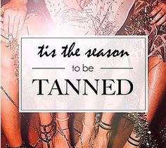 Look amazing in holiday photos with a sunless spray tan from Sun Tan City!!! #tanning #glam
