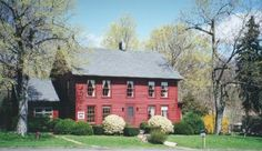 Northdixie Designs: Red Houses