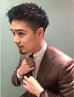 Hairstyles Haircuts, Haircuts For Men, Asian Men Hairstyle, Mens Clothing Styles, Smart Casual, Short Hair Styles, Hair Cuts, Hair Beauty, Handsome