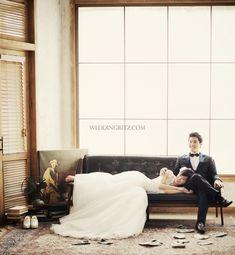 Korea Pre-Wedding Photoshoot - WeddingRitz.com » Korea wedding photographer - Andry and Felicia's Korea pre-wedding photographs (Retouched)