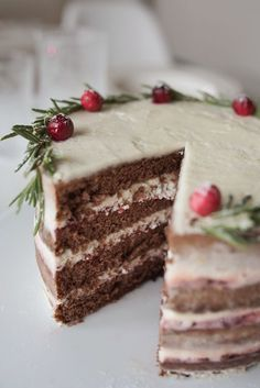 Vánoční dort — NESTO