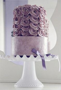 Stunning lilac cake lilacweddings weddingcakes lilac lavender