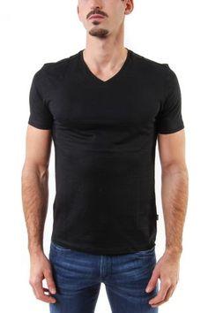 T-shirt Tilson50 En Coton Mercerisé Tramé BOSS - Hugo BOSS