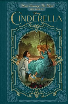 Cinderella, I bought the book (sold with this cover) and it is amazing